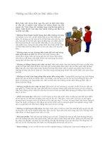 Tài liệu Những sai lầm khi sa thải nhân viên docx