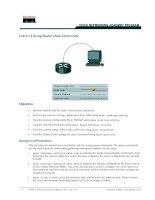 Tài liệu Lab 3.1.4 Using Router show Commands pdf