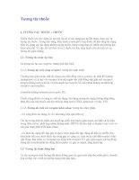 Tài liệu Tương tác thuốc pdf