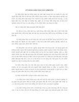 Tài liệu KỸ NĂNG LÃNH ĐẠO CỦA GIÁM ĐỐC ppt