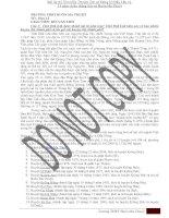 Tài liệu Bài dự thi Tìm hiểu 70 năm lịch sử Đảng bộ Đắk Lắk và 35 năm chiến thắng lịch sử Buôn Ma Thuột pdf