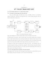 Tài liệu Chương 5: Kỹ thuật trạm mặt đất docx