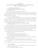 Tài liệu Bài giảng - Tư tưởng Hồ Chí Minh pptx