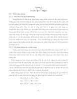 Tài liệu Giáo trình lò luyện kim - chương 3 pptx