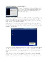 Tài liệu Tìm hiểu chế độ XP của Windows 7 pdf
