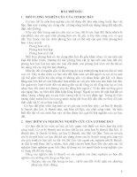 Tài liệu Bài giang cơ học đất_ Chương Mở đầu pptx