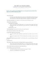 Tài liệu Khai quyết toán thuế TNCN dành cho cơ sở giao đại lý bảo hiểm trả thu nhập cho cá nhân làm đại lý bảo hiểm doc