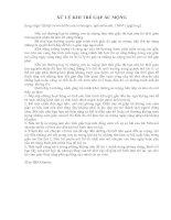 Tài liệu XỬ LÝ KHI TRẺ GẶP ÁC MỘNG ppt