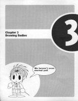 Tài liệu Anime Game Characters - Vẽ nhân vật game họat hình - Chương 3 ppt