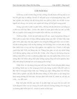VẬN DỤNG sự NHẬN THỨC  vận DỤNG QUY LUẬT TRÊN của ĐẢNG TA ở VIỆT NAM TRONG GIAI đoạn HIỆN NAY