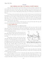 Tài liệu Chu trình làm việc của động cơ đốt trong pdf