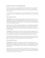 Tài liệu Những câu trả lời hay và dở trong khi phỏng vấn ppt