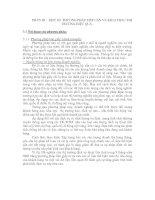 Tài liệu Một số phương pháp tiếp cận và khai thác thị trường hiệu quả ( Phần 3) doc