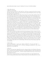 Tài liệu ĐẶC ĐIỂM SINH HỌC VÀ QUY TRÌNH KỸ THUẬT NUÔI ẾCH ĐỒNG pdf