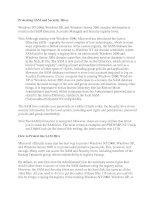Tài liệu Protecting SAM and Security Hives phần 1 pptx