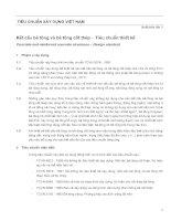 Tài liệu TC Thiet ke BTCT 356-2005 ppt