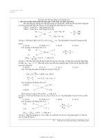 Tài liệu Sơ đồ đường chéo-giải nhanh hóa học pptx
