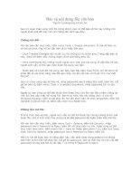 Tài liệu Bảo vệ nội dung file văn bản pptx