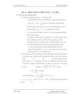 Tài liệu Mạch điện xoay chiều RLC nối tiếp ppt