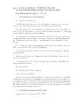Tài liệu Bài 2: ĐÀNG LÃNH ĐẠO 15 NĂM ĐẤU TRANH GIÀNH CHÍNH QUYỀN. CMT8/1945 THẮNG LỢI. docx
