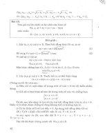 Tài liệu Chuyên đề bồi dưỡng học sinh giỏi toán GTLN, GTNN P3 docx
