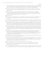 Tài liệu 501 grammar and writing questions learning express part 17 pdf