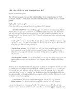 Tài liệu Hiểu thêm về địa chỉ local và global trong NAT pdf