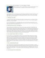 Tài liệu 20 Lý Do Để Bạn Thiết Lập Website Cho Doanh Nghiệp Của Mình pptx