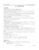 Tài liệu Bài tập đại số 10 doc