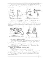 Tài liệu Đề cương thực hành động cơ xăng P2 doc