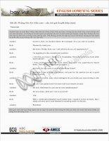 Tài liệu Bài 26: Phỏng Vấn Xin Việc Làm - câu hỏi giả thuyết docx