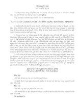 Tài liệu TÀI KHOẢN 341- VAY DÀI HẠN ppt