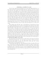 Tài liệu Phương pháp soạn giáo án điện tử - Chương I: Cơ sở lý luận pdf
