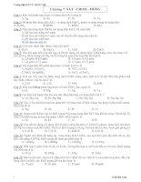 Tài liệu Ôn tập SẮT - CROM - ĐỒNG docx