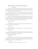 Tài liệu Kỹ thuật trồng, chăm sóc cây măng cụt doc