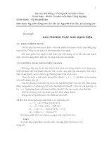 Tài liệu Các phương pháp giải mạch điện ppt