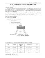Tài liệu Dự báo lưu lượng cho một số dịch vụ trong mạng B-ISDN pdf