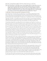 Tài liệu Mua bán, sáp nhập Doanh nghiệp ở Việt Nam (M&A) doc