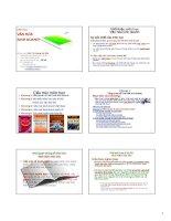 Slide môn Văn hóa kinh doanh chương 1 Giới thiệu môn học Văn hóa kinh doanh