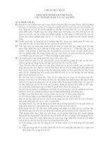 Tài liệu Thay đổi chính sách kế toán ước tính kế toán và các sai sót pdf