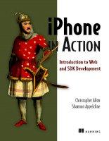 Tài liệu Lập trình ứng dụng cho iPhone part 1 docx