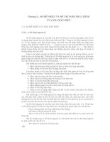 Tài liệu kỹ thuật nhiệt điện in ra . chương 11 pptx