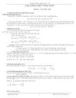 Tài liệu Ôn tập sinh học nâng cao_ Các công thức tính toán ppt