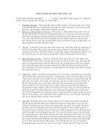 Tài liệu Mẫu hợp đồng với nhà tư vấn độc lập pptx