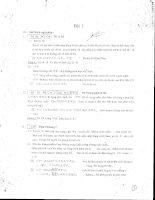 Tài liệu NGỮ PHÁP TIẾNG NHẬT CƠ BẢN (1) pptx