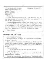 Tài liệu Viết thư bằng tiếng anh 5 pdf