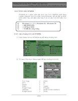 Tài liệu Hướng dẫn tự học PLC CMP1 qua hình ảnh_ Chương 6 Lập trình bằng phần mềm SYSWIN trên máy tính doc
