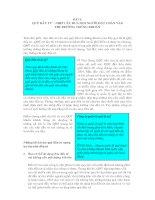 Tài liệu Bài giảng về quỹ đầu tư Phần 1 doc