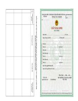 Tài liệu BTP-NGHT-2007-KS.1 _ Giấy khai sinh (Bản chính) doc