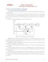 Tài liệu Những khái niệm cơ bản về hệ thống truyền động điện docx
